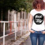 Tričko // Bad Hair Day