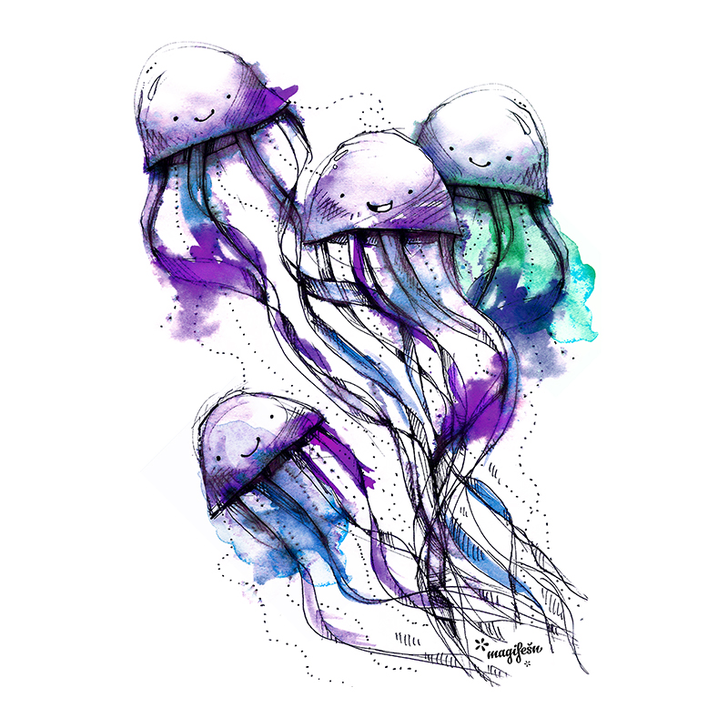 motiv-meduzky-fialova